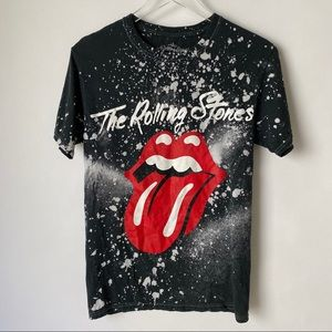 The Rolling Stones Graphic Band Tee Small